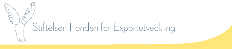 Fonden för exportutveckling